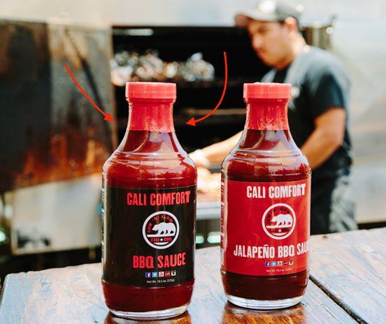 Cali bbq sauce