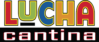 Lucha cantina logo