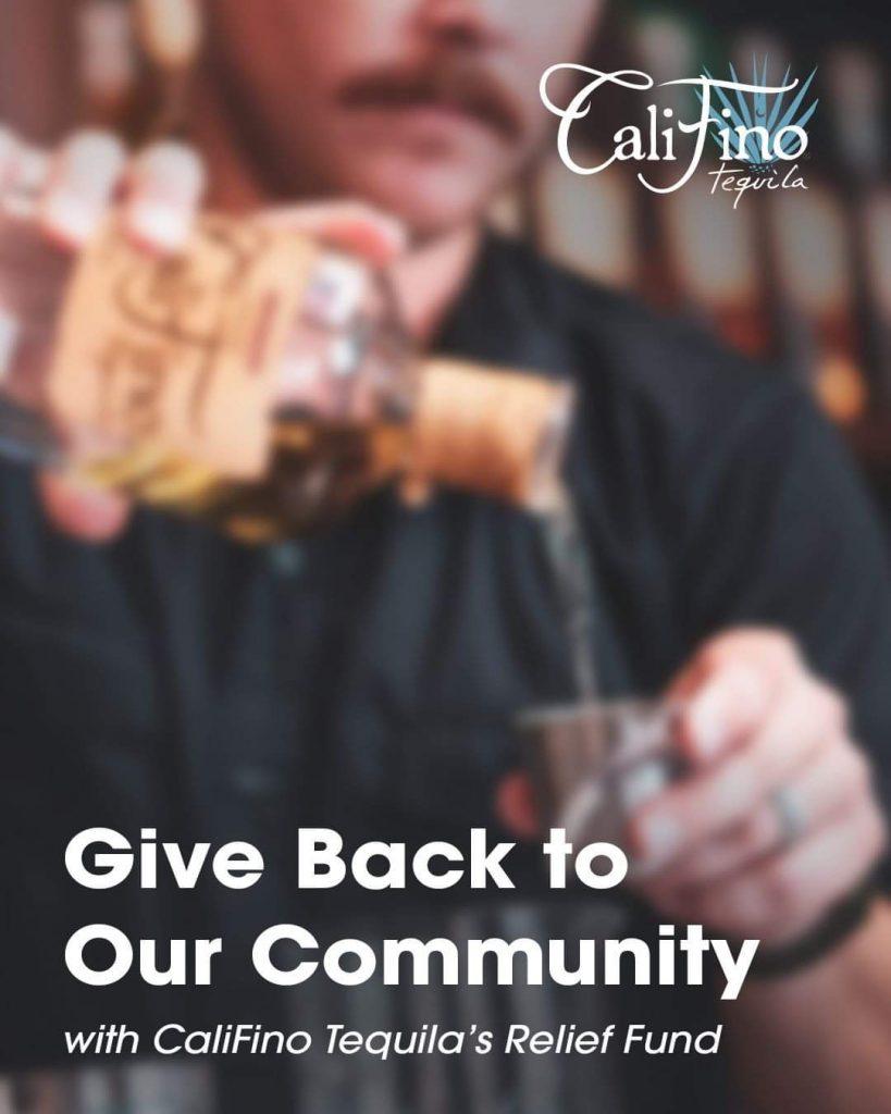 Califino relief fund