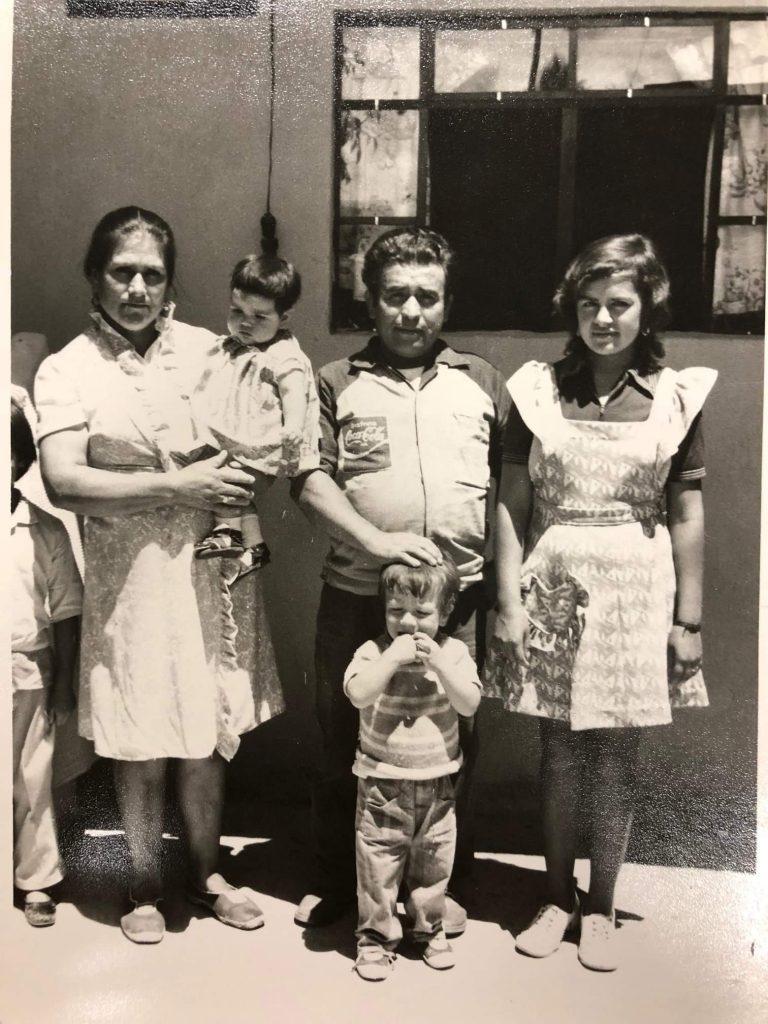 Califino tequila family history
