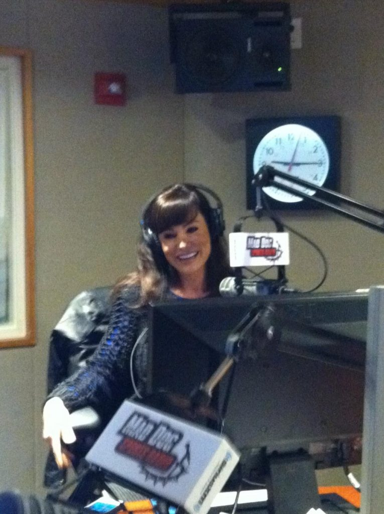 Lisa Ann on Mad Dog radio