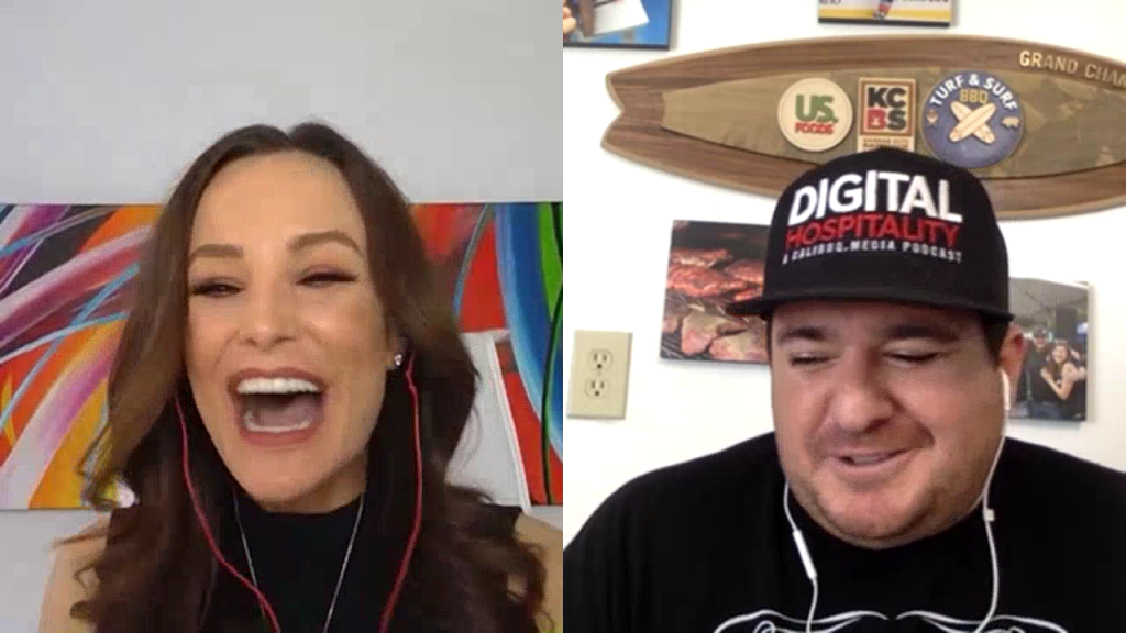 Lisa Ann Interview with Shawn Walchef on Digital Hospitality
