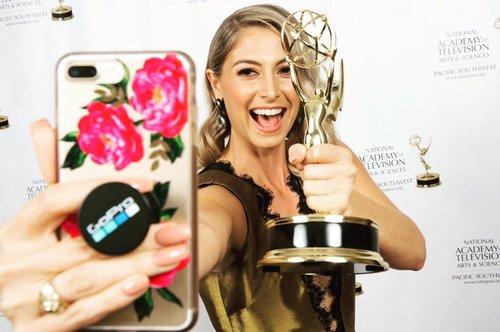 Tabitha lipkin emmy award