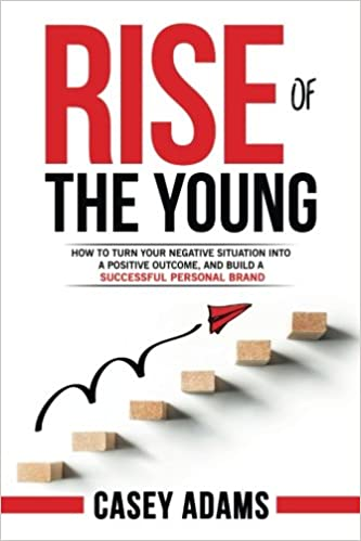 Casey adams author rise of the young book