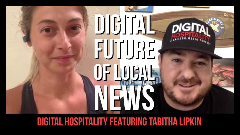 The Digital Future of Local News with Tabitha Lipkin