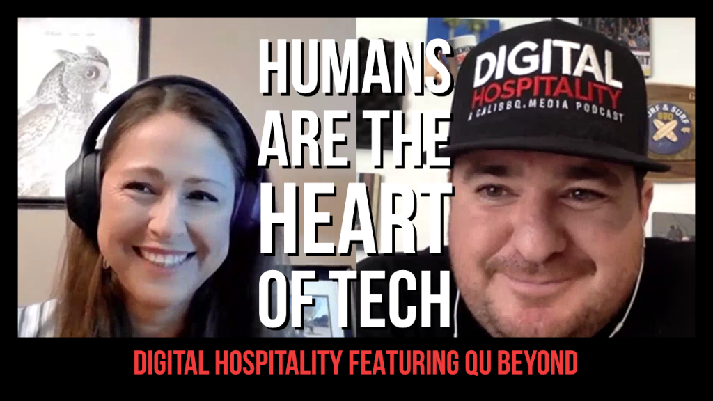 Humans are the Heart of Technology episode of Digital Hospitality podcast