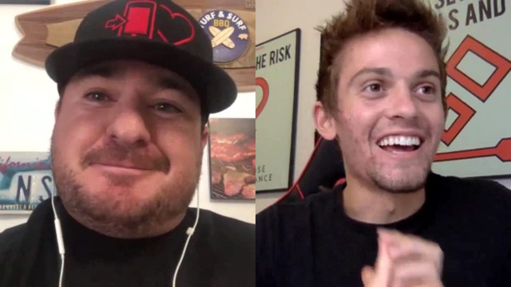 Casey Adams interview with Shawn Walchef