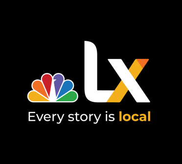 NBCLX Logo Every Story is Local