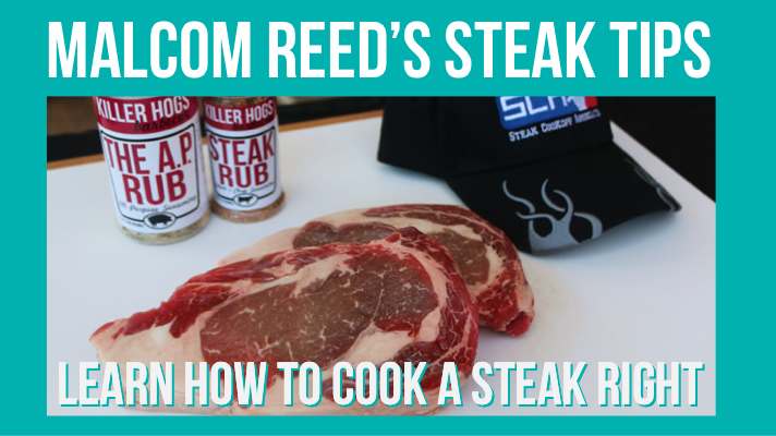 Malcom reed steak
