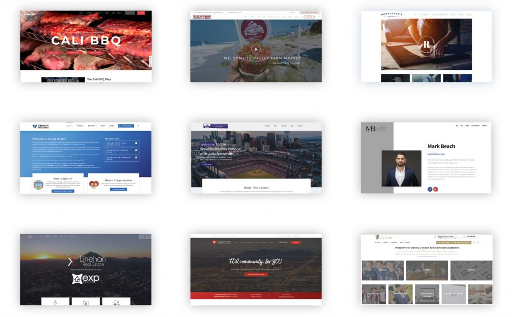Mithril media projects from website