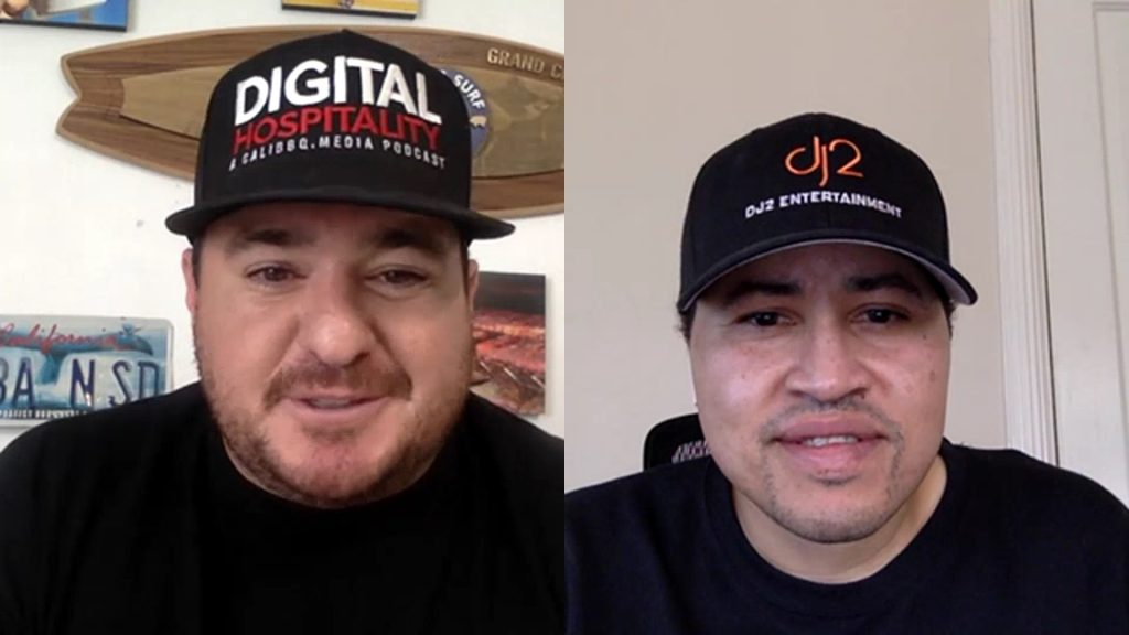 Dj2 entertainment digital hospitality interview shawn and dmitri 2 dh038