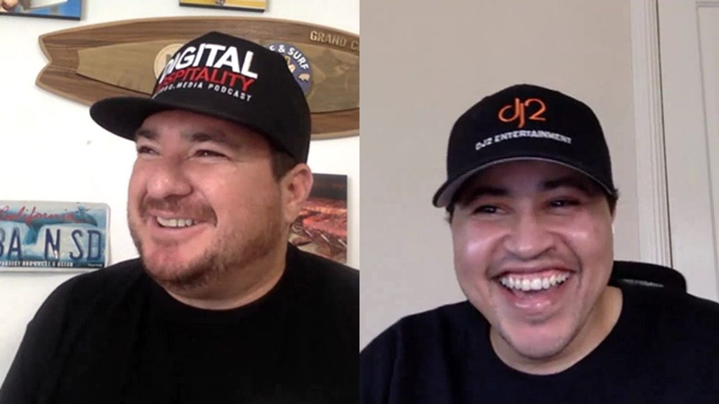 Dj2 entertainment digital hospitality interview shawn and dmitri dh038
