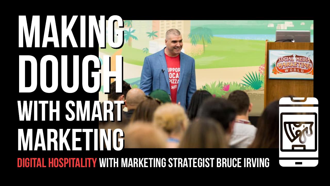 Bruce Irving on Digital Hospitality podcast