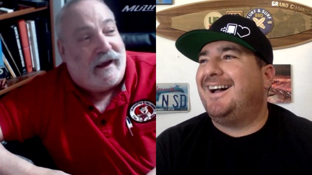 Digital Hospitality Interview Meathead Amazing Ribs DH040 Screenshot Laughing 2