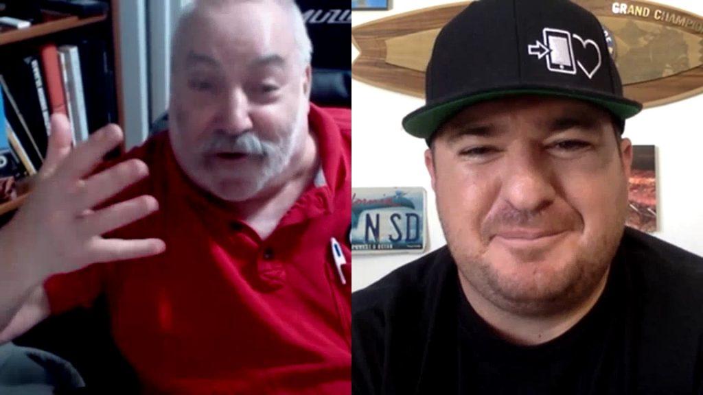 Digital Hospitality Interview Meathead Amazing Ribs DH040 Screenshot Meathead Goldwyn Talking