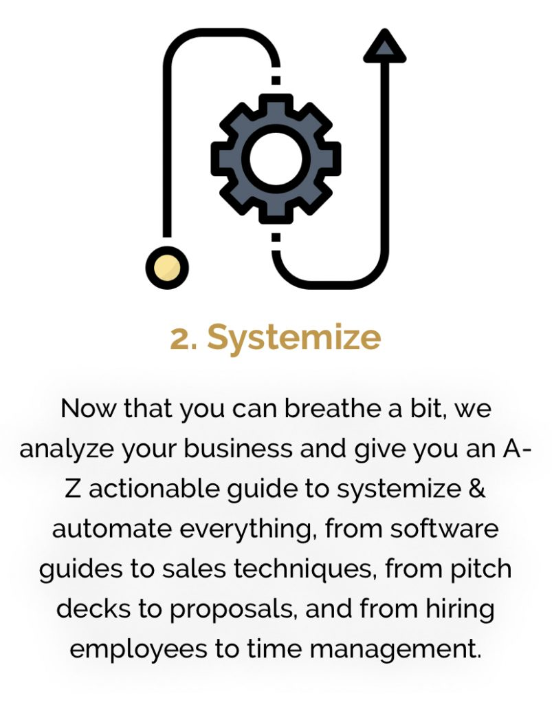 Scaling with Systems systemize