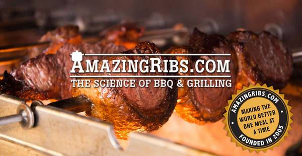 Amazingribs. Com the science of bbq and grilling