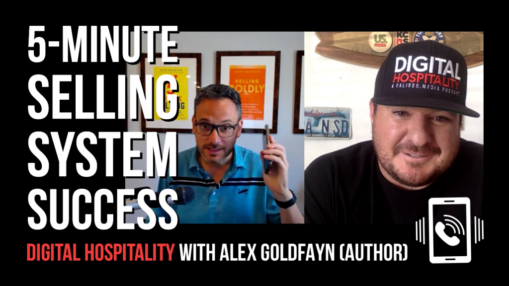 Alex goldfayn digital hospitality guest aug 2020