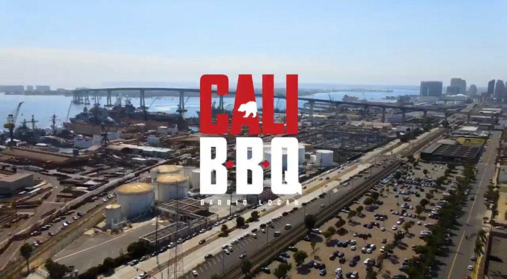 Cali BBQ in Barrio Logan