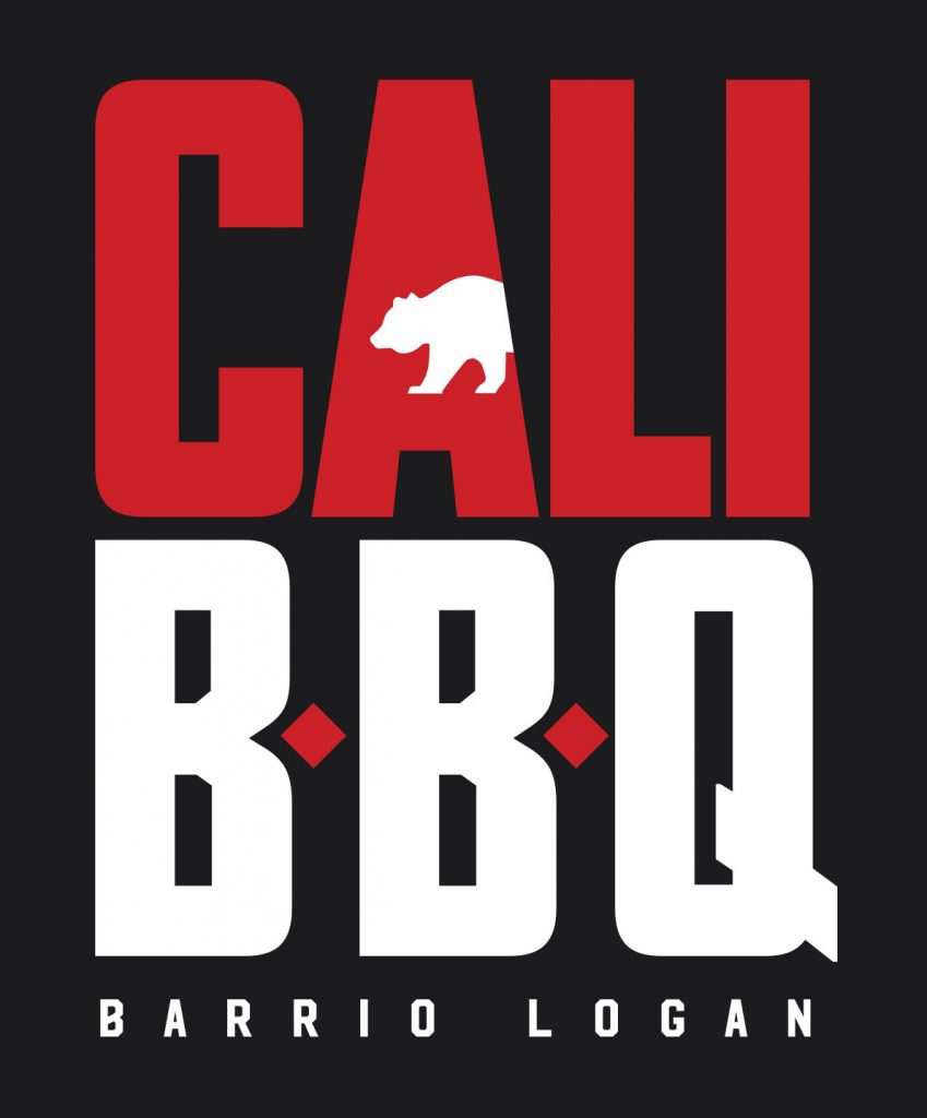 Cali bbq barrio logan logo