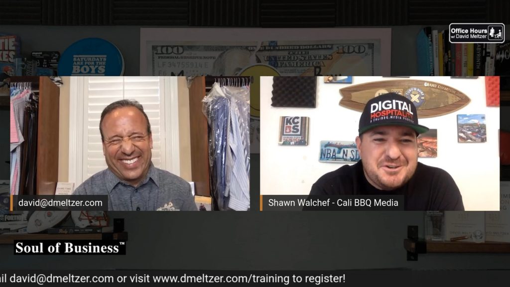 DH050 Coaching Call with David Meltzer Screenshot 3