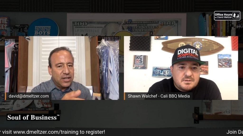 DH050 Coaching Call with David Meltzer Screenshot 4