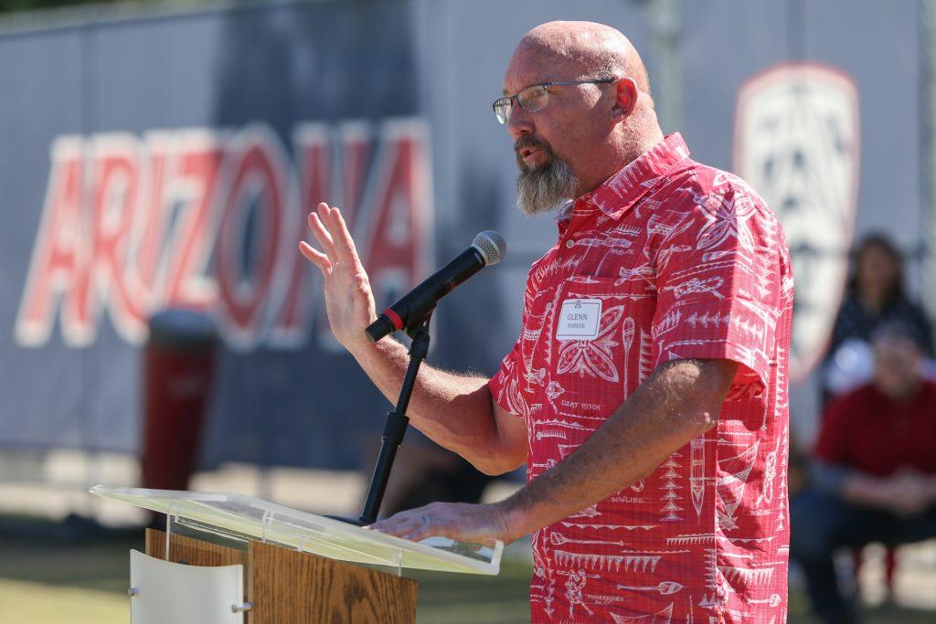 Glenn Parker Arizona Alumni Association