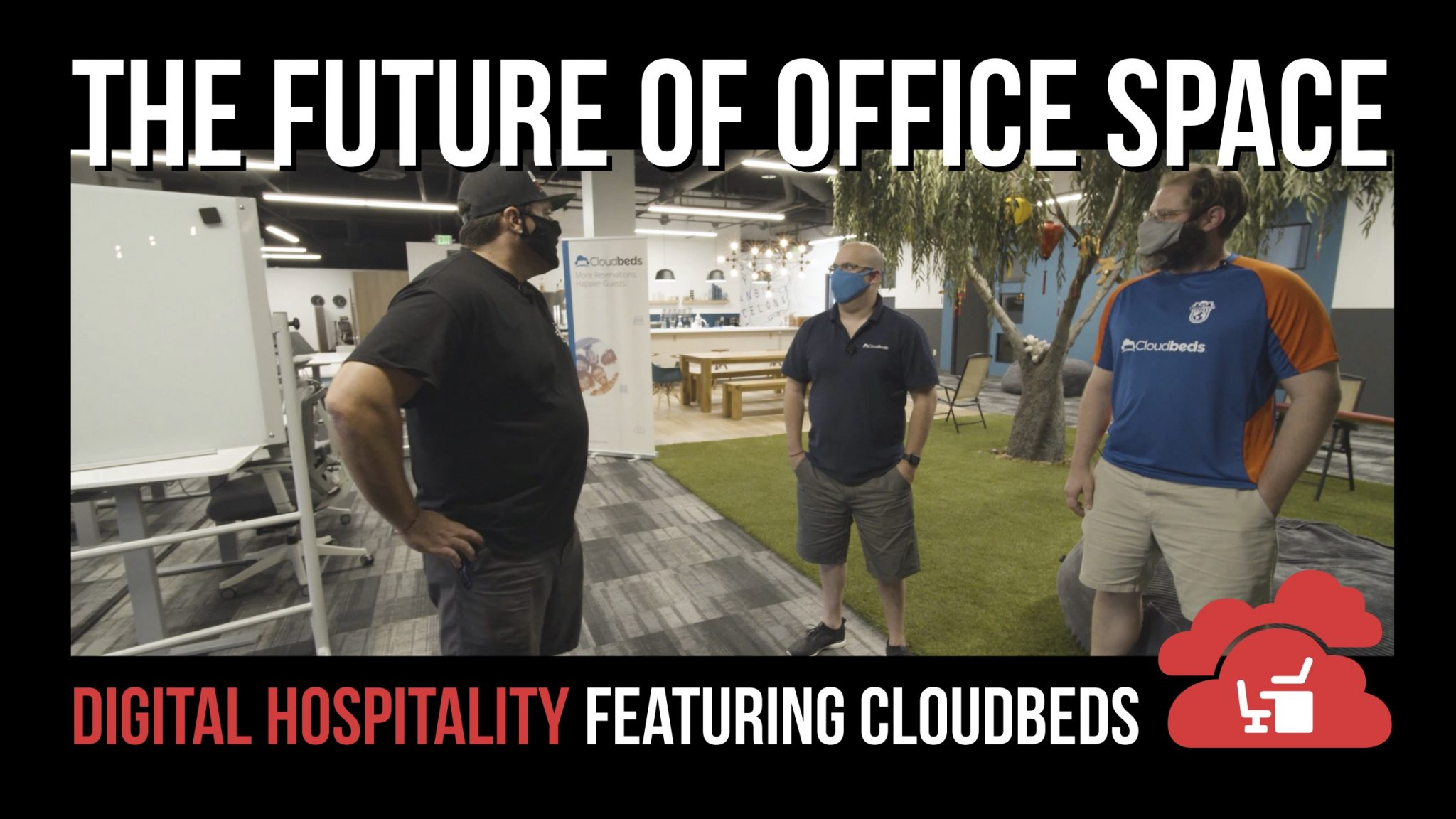 Podcast Cover Image - DH052 Cloudbeds HQ Interview Episode