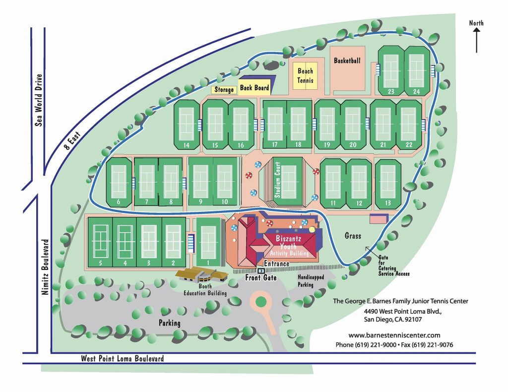 Dh056 barnes tennis center layout map