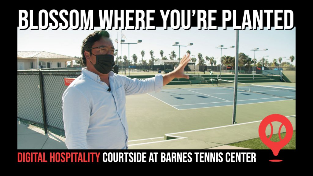 Podcast Cover Image - DH056 Barnes Tennis Part 1