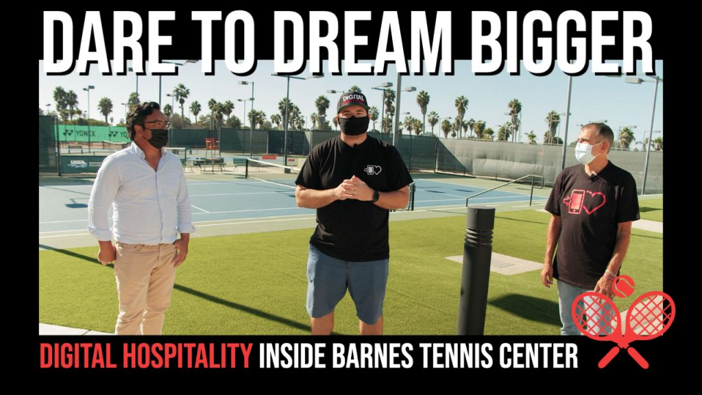 Podcast Cover Image - DH056 Barnes Tennis Part 2
