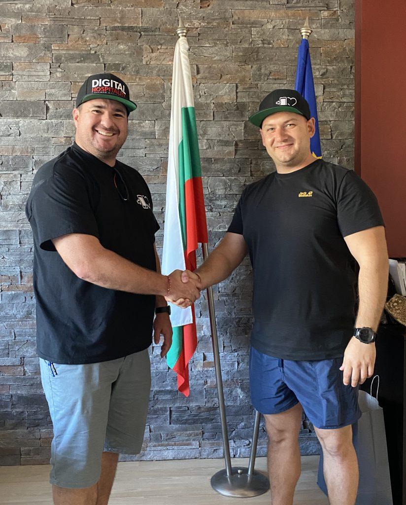 Shawn and mayor pavel