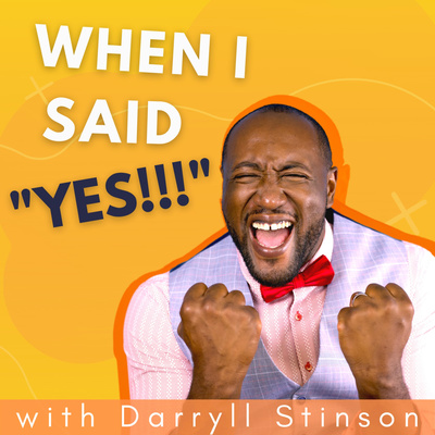 When i said yes!!! Podcast cover