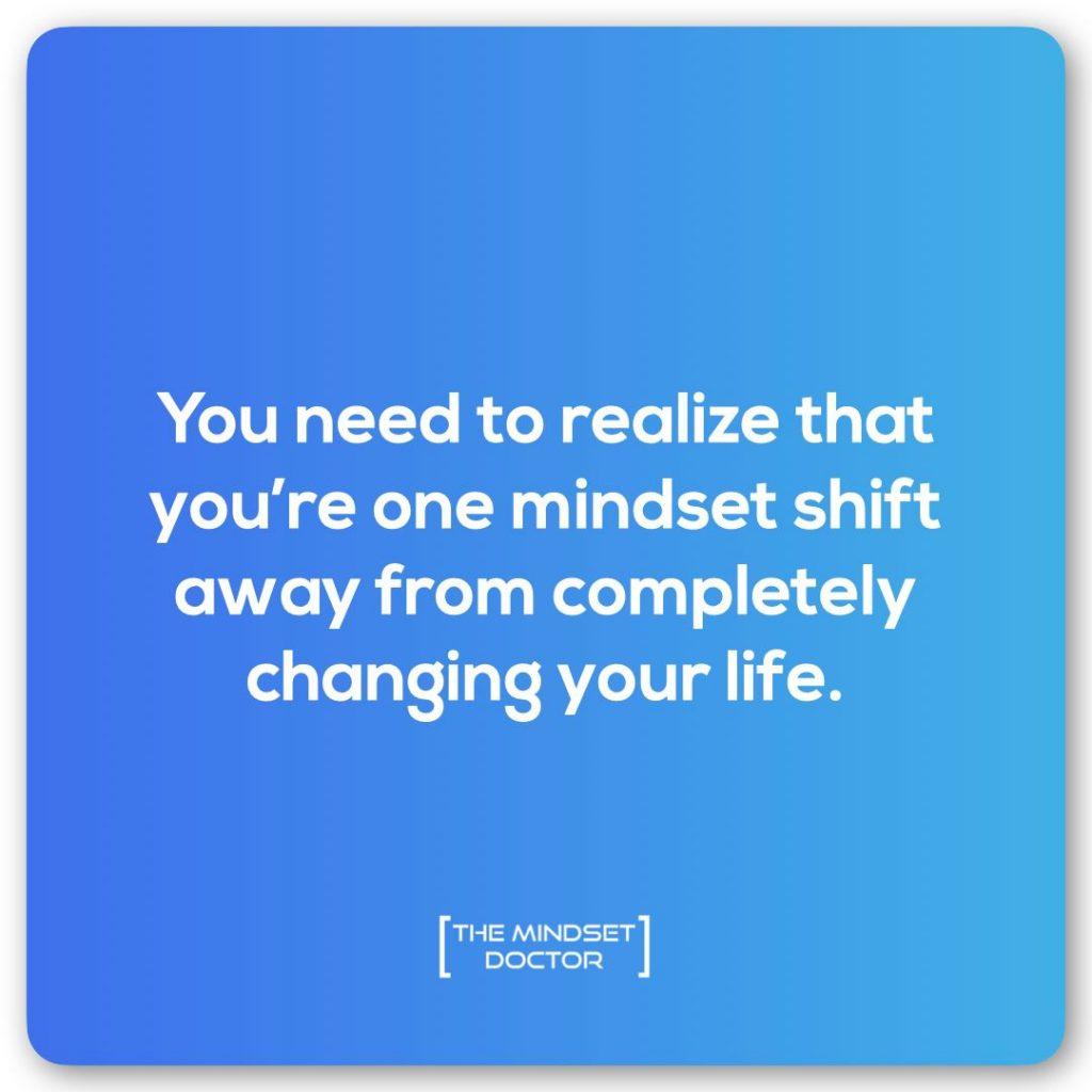 Dh062 mindset shift tip