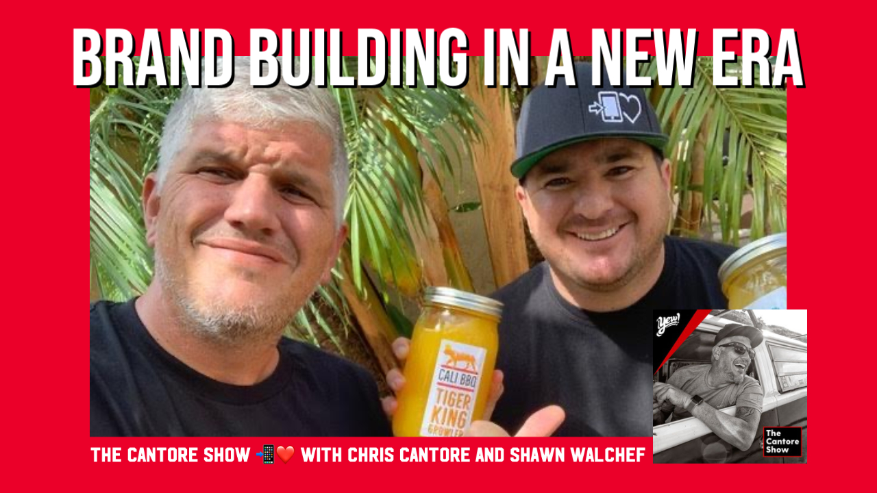 Podcast Cover Image - DH064 Chris Cantore Show Repurpose Cover