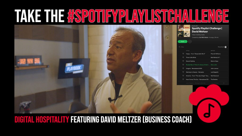 Podcast cover image dh065 david meltzer potify challenge playlist 1