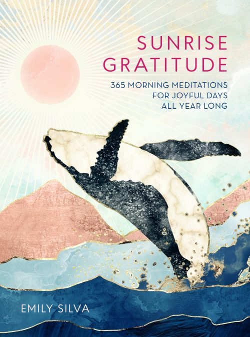 Sunrise Gratitude book cover