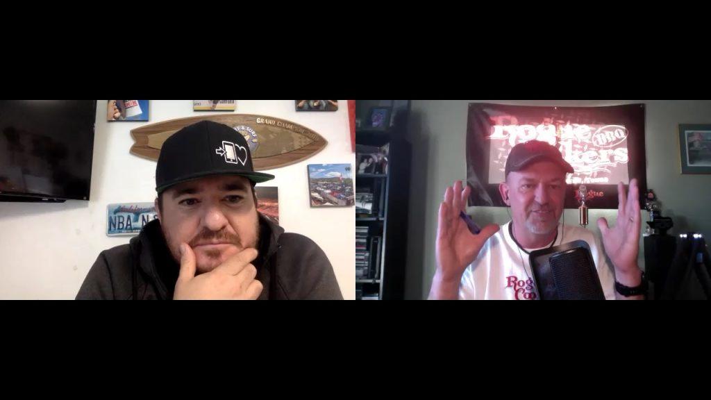 Doug scheiding zoom interview screenshot 1