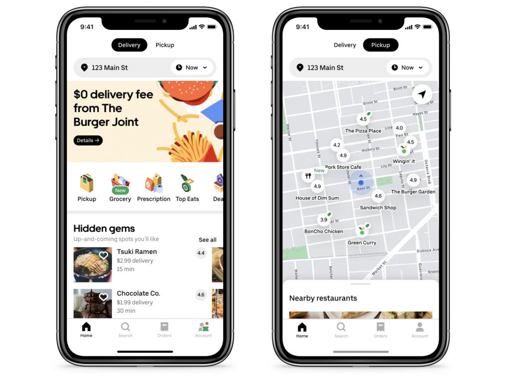 Dh070 uber eats app