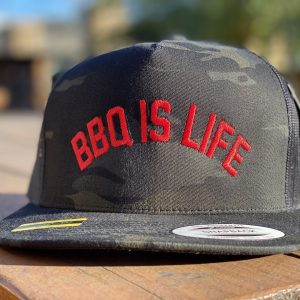 BBQ is Life Hat from Cali BBQ