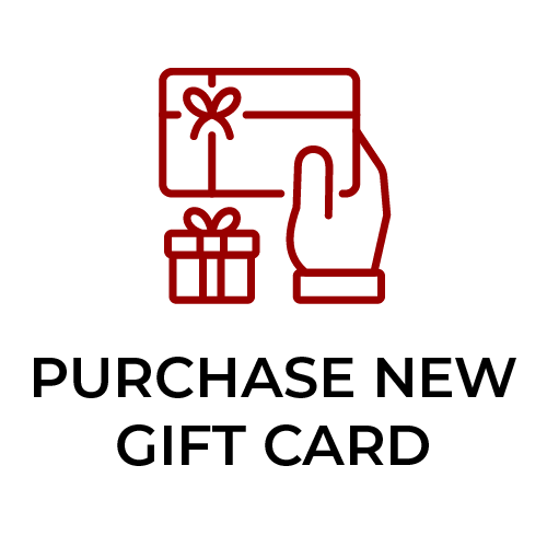 Purchase new gift card