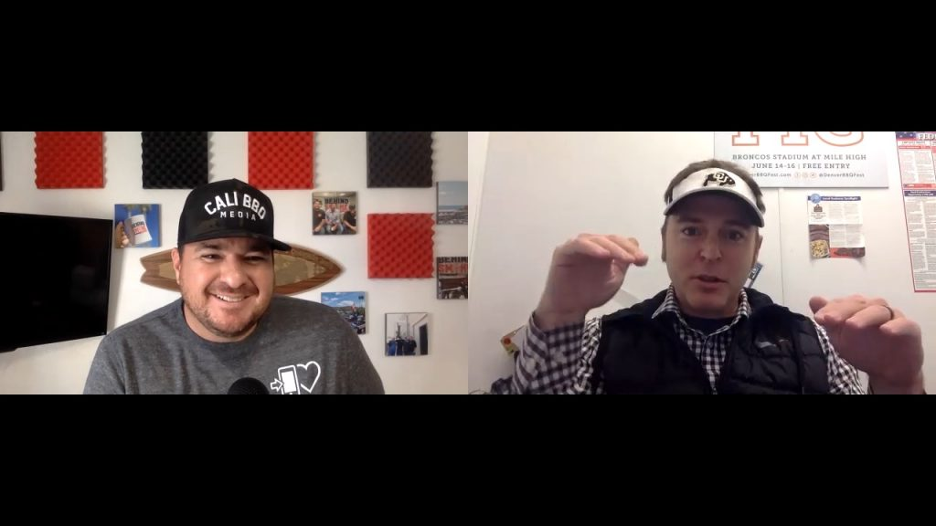 Jason ganahl gque bbq podcast interview