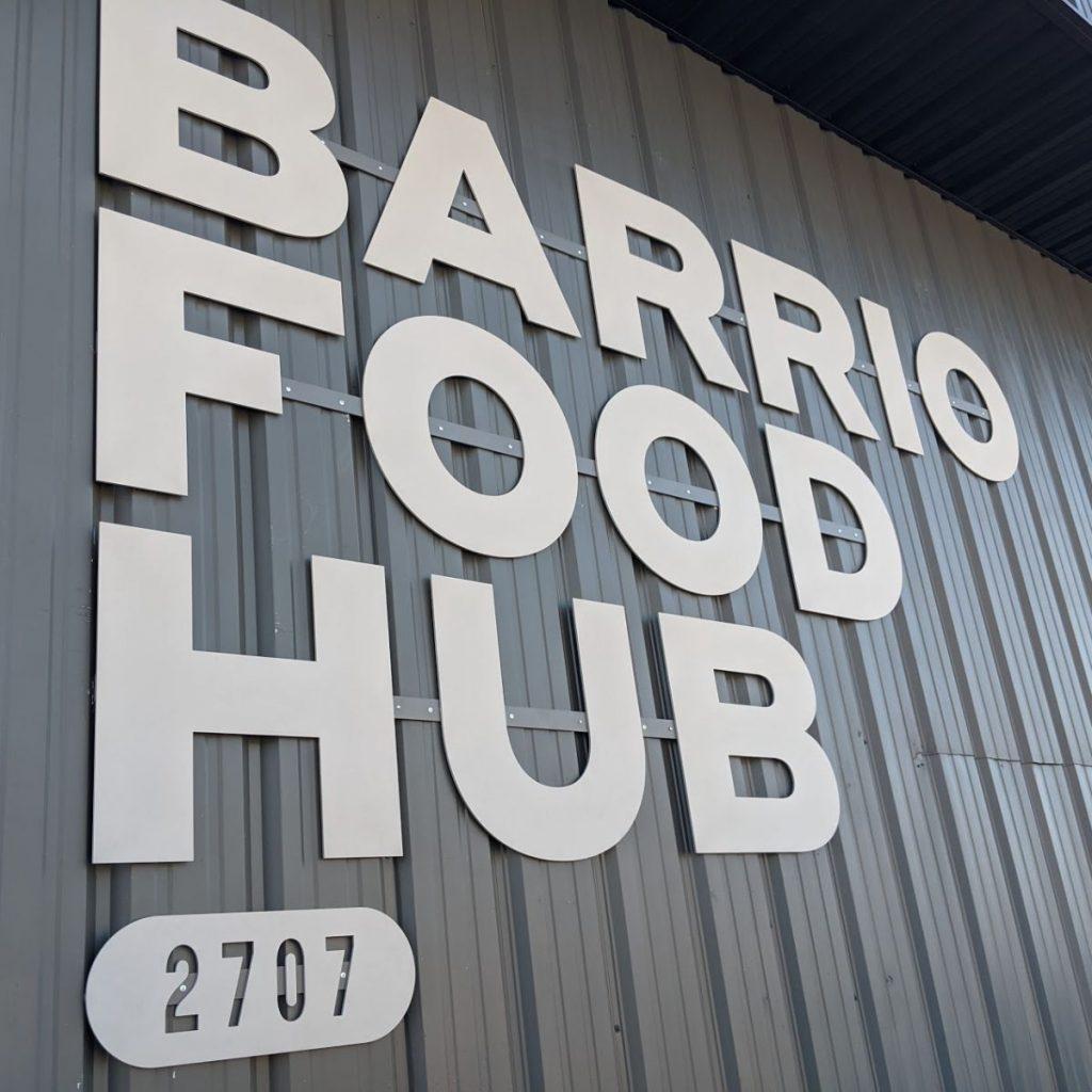 Cali bbq location - san diego barrio food hub