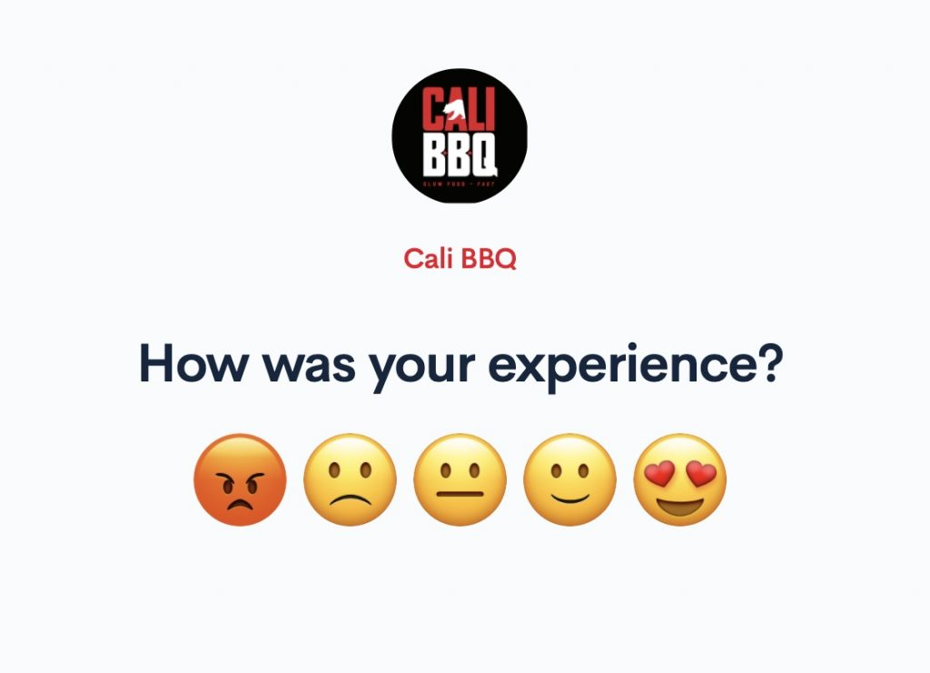 Ovation cali bbq - how was your experience?