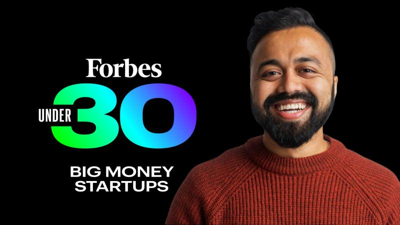 Nabeel forbes 30 under 30 2021
