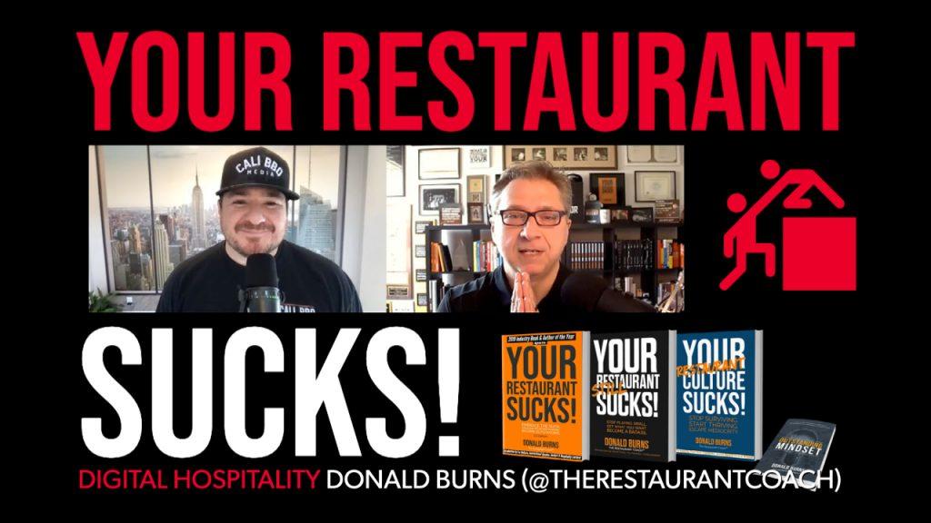 Dh089 donald burns the restaurant coach