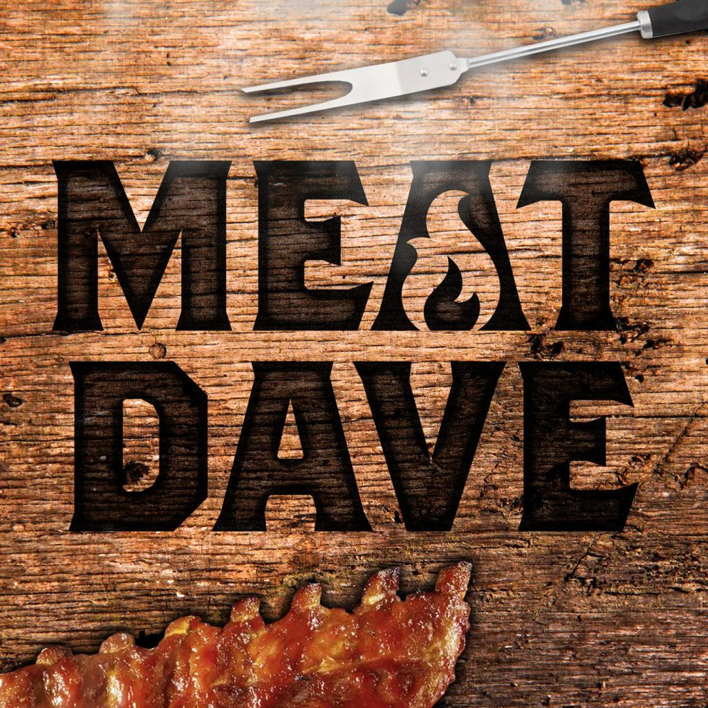 Meat dave podcast cover