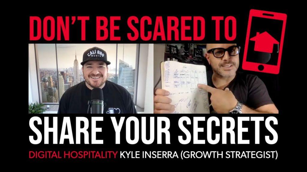 Kyle inserra on digital hospitality podcast