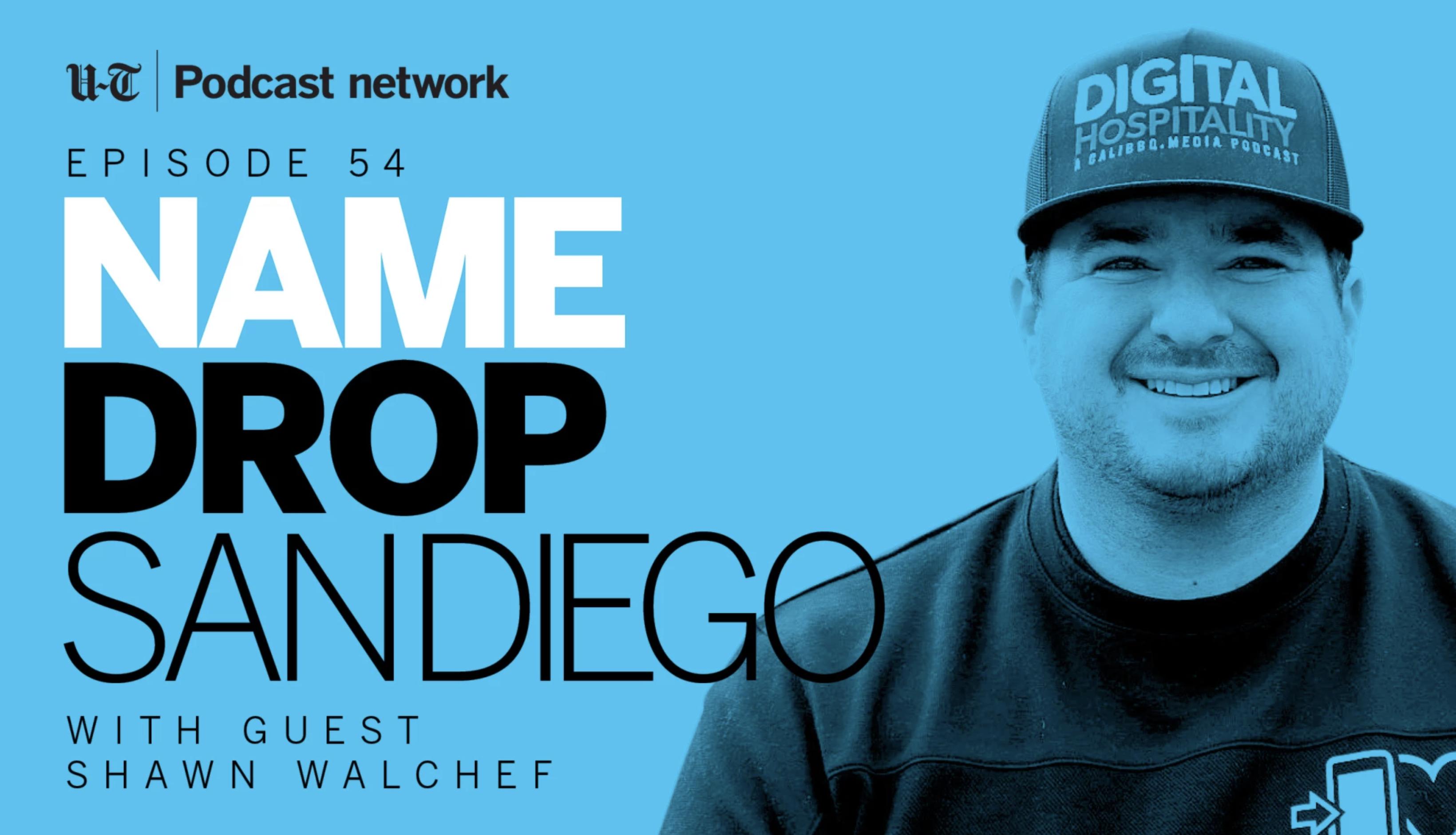 Namedrop san diego interviews shawn walchef