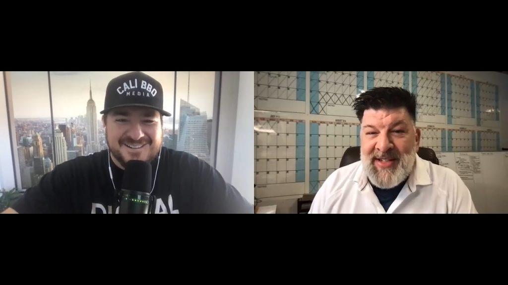 Guy clarke interviewed by shawn walchef on digital hospitality podcast